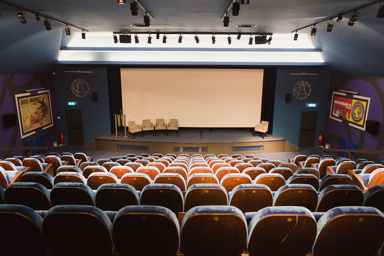AUDITORIUM MICHELIN